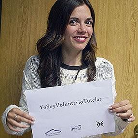 #YoSoyVoluntariaTutelar