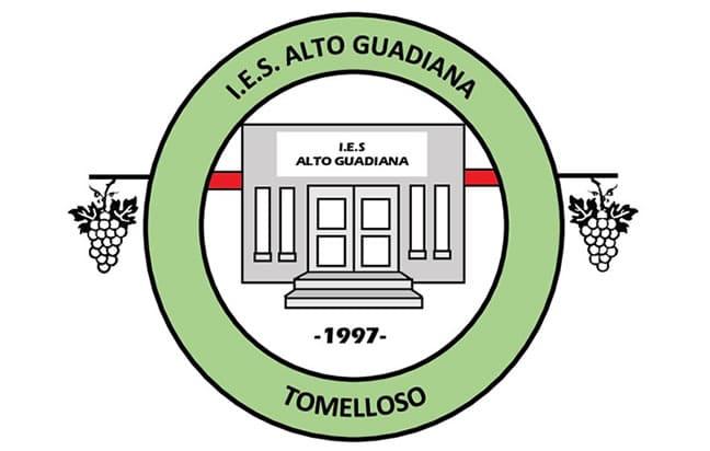 Logotipo IES Alto Guadiana | Tomelloso